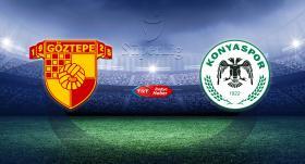 Göztepe Konyaspor'u konuk edecek