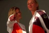 Olimpiyat formaları tanıtımı yapıldı
