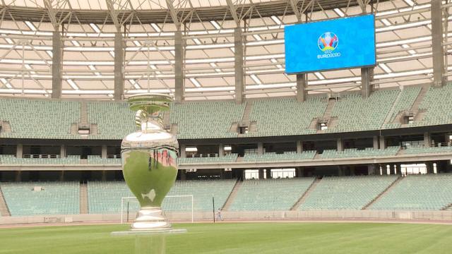 ÖZEL HABER | Henri Delaunay Kupası Bakü'de