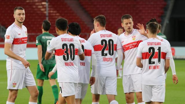 Bundesliga 32. Hafta | Stuttgart - Augsburg (özet)