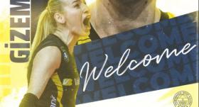 Gizem Örge'nin yeni adresi Fenerbahçe Opet