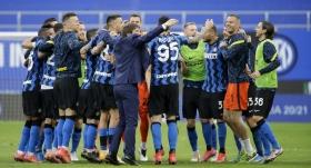 Şampiyon Inter'den Sampdoria'ya fark