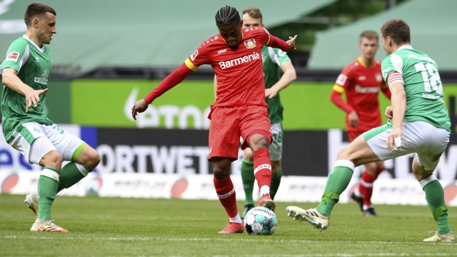 Bundesliga 32 Hafta | Werder Bremen - Leverkusen (Özet)