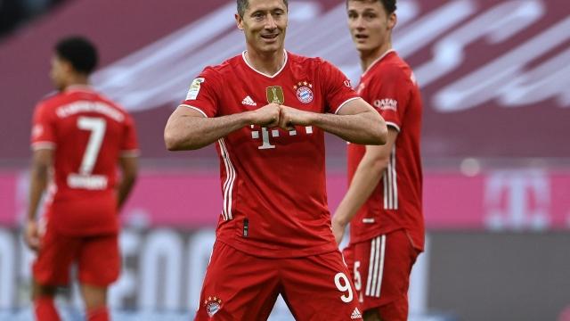 Bundesliga 32.Hafta | Bayern Münih - Mönchengladbach (Özet)