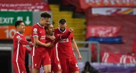 Liverpool, Southampton'ı 2 golle geçti