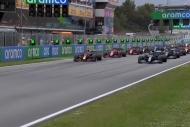 Lewis Hamilton'dan bir zafer daha