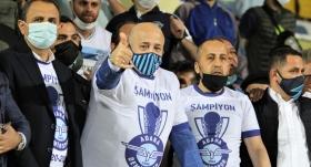 Murat Sancak: Çok büyük başarı