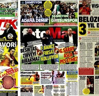 """""""Adana Demir ve Giresun Süper Lig'de"""""""