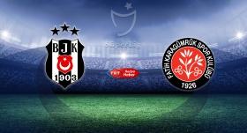 Lider Beşiktaş, Fatih Karagümrük'ü ağırlayacak