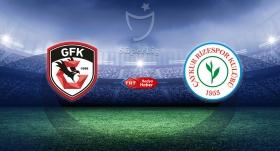 Çaykur Rizespor'un rakibi Gaziantep FK