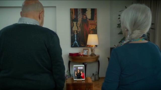 'Online Egzersiz' programlarıyla evlere konuk oldular