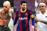 Forbes Dergisi'ne göre en çok kazanan 10 sporcu