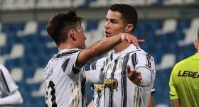 Juventus deplasmanda galip
