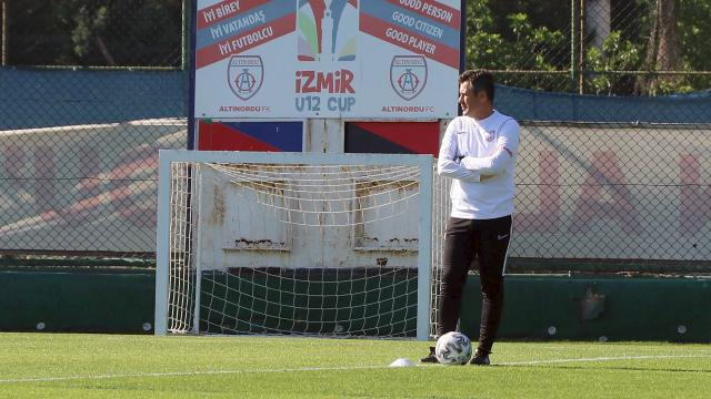 Altınordu'da hedef Süper Lig