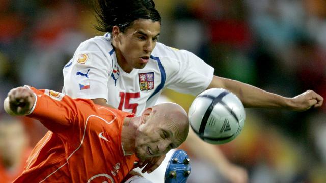 EURO 2004 | Hollanda - Çek Cumhuriyeti (özet)