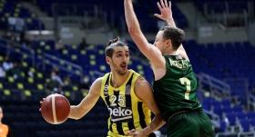 Fenerbahçe Beko uzatmada güldü