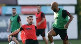Galatasaray, H.Y. Malatyaspor maçına hazırlanıyor