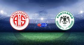 Antalyaspor, Konyaspor'u ağırlayacak