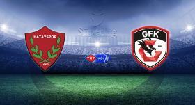 Atakaş Hatayspor'un rakibi Gaziantep FK