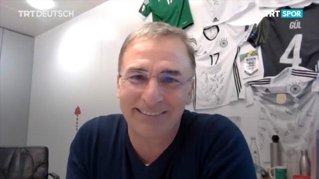 Stefan Kuntz TRT Deutsch'a konuştu