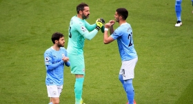 Gol düellosunda kazanan City
