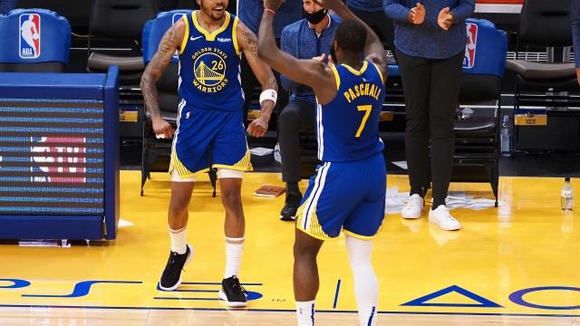 Warriors, Pelicans'ı mağlup etti