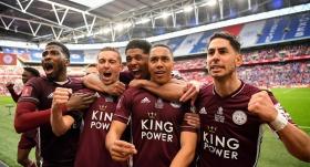 Federasyon Kupası'nı Leicester City kazandı