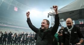 Beşiktaş'ın üç kuşak kahramanı: Sergen Yalçın