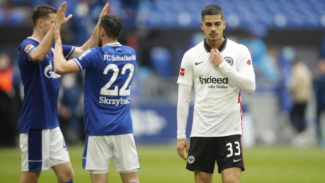 Bundesliga 33.Hafta| Schalke - Frankfurt (Özet)