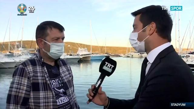Erdal Torunoğulları TRT SPOR'a konuştu