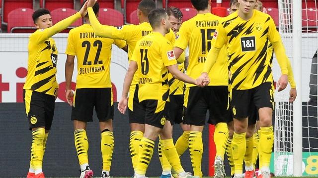 Bundesliga 33.Hafta| Mainz - Dortmund (Özet)
