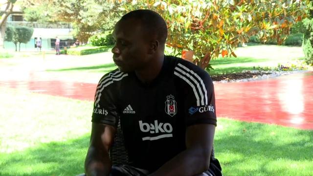 Vincent Aboubakar TRT SPOR'a konuştu