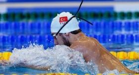 Berkay Ömer Öğretir, Avrupa Şampiyonası'nda 8. oldu