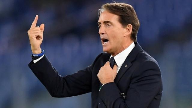 Mancini, 5 yıl daha İtalya'nın başında