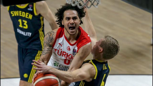 Basketbol Takımımızın aday kadrosu belli oldu