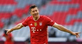 Tek sezon, 41 gol: Saygı duyulası, çalışkan Robert Lewandowski