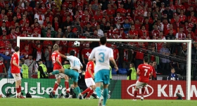 EURO 2008'de talihimizin döndüğü anların ilki
