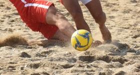 Plaj Futbolu Milli Takımı, Rusya karşısnda kayıp