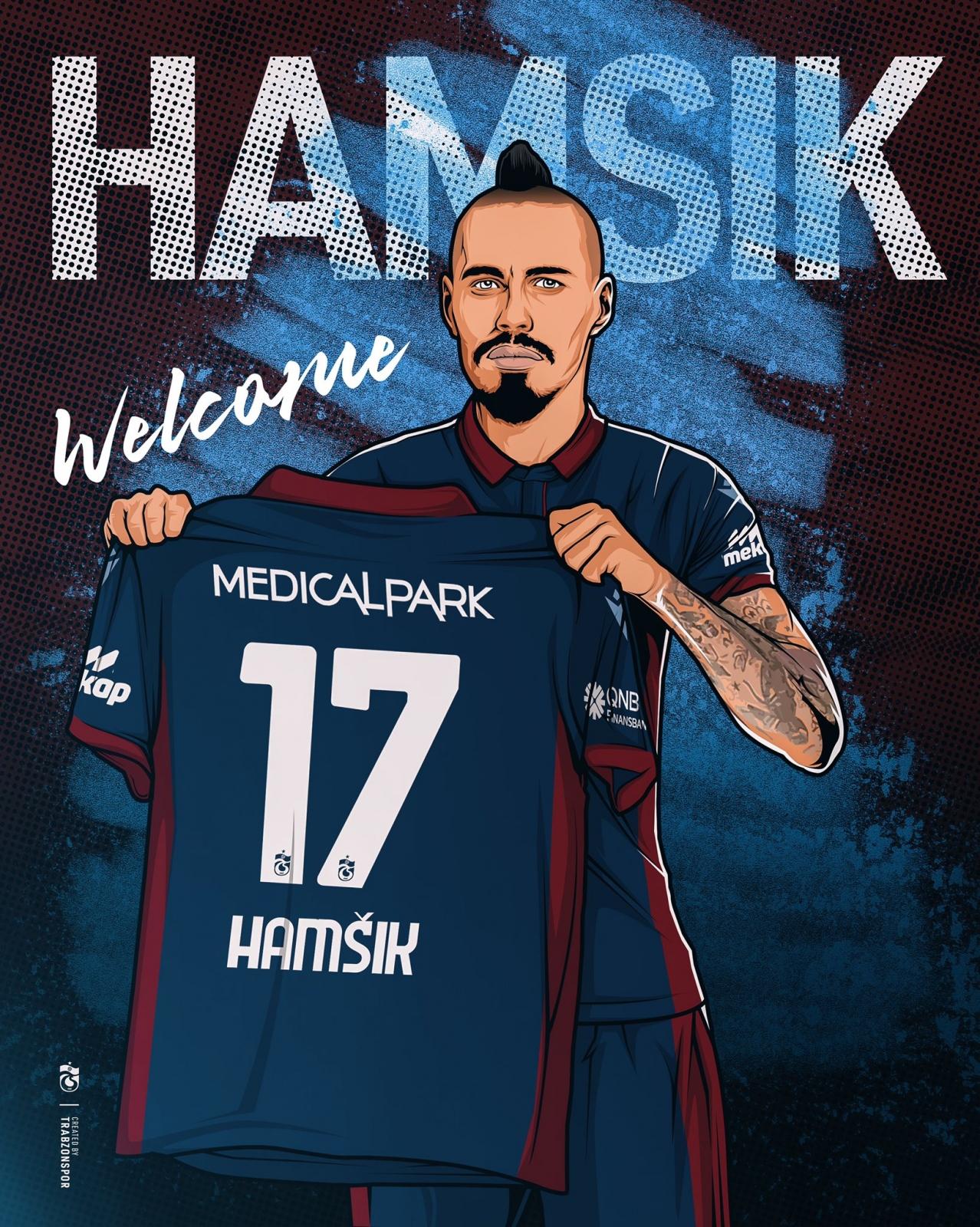 Marek Hamsik | Trabzonspor