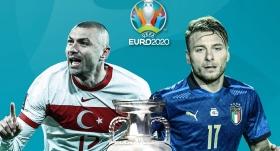 İnfografik: Türkiye EURO 2020'de sahne alıyor