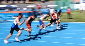 İstanbul'da atletizm rüzgarı