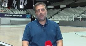"""""""Beşiktaş'ın FIBA nezdinde imajını düzelttik"""""""
