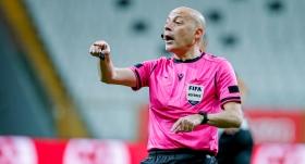 Cüneyt Çakır'a EURO 2020'de ilk görev