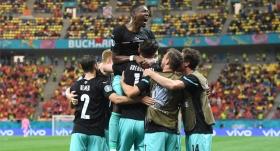 ÖZET | Avusturya 3 puanı 3 golle aldı