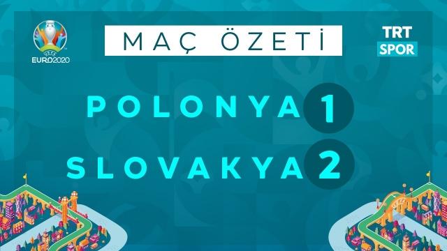 EURO 2000 | Polonya - Slovakya (Özet)