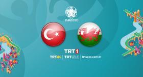 Türkiye ikinci maçında Galler karşısında