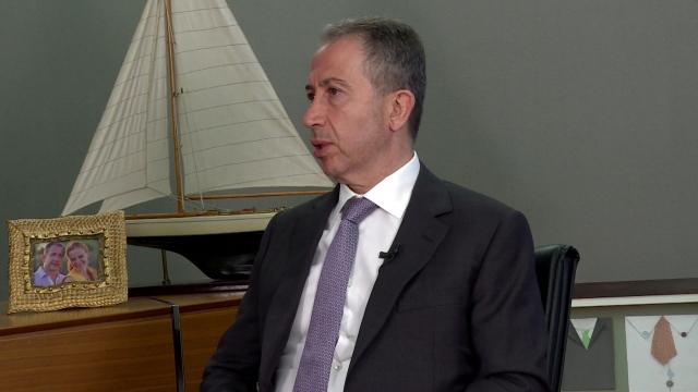 Galatasaray başkan adayı Metin Öztürk TRT SPOR'a konuştu