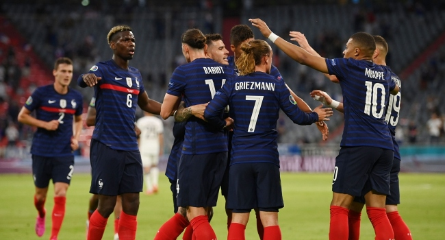 ÖZET | Dev maçta kazanan Fransa - TRT Spor - Türkiye`nin güncel spor haber kaynağı