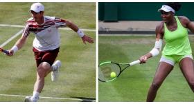 Andy Murray ile Venus Williams, Wimbledon'a özel davetiyeyle katılacak