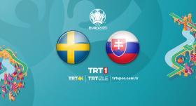 İsveç - Slovakya maçı TRT 1'de